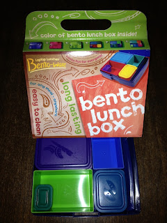 Laptop lunches - bento box