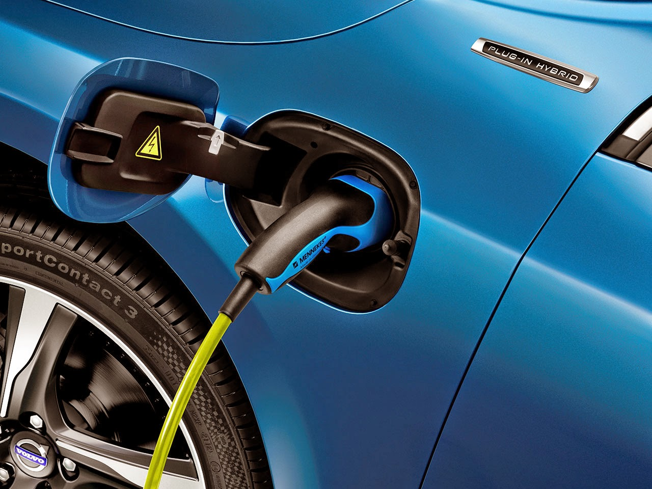 Volvo V60 Plug-In Hybrid R-Design charge