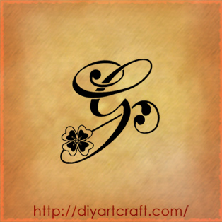 Pin Designs Lett...U Letter Design Tattoo