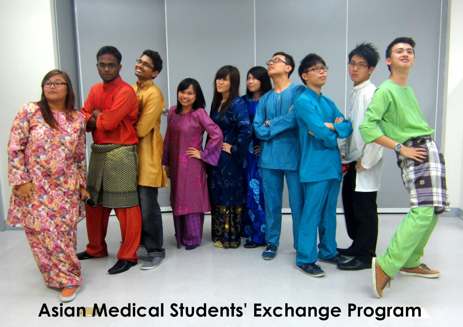 Remarkable, Asian medical students accept