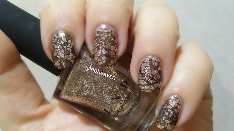 infinity nails 168 swatch
