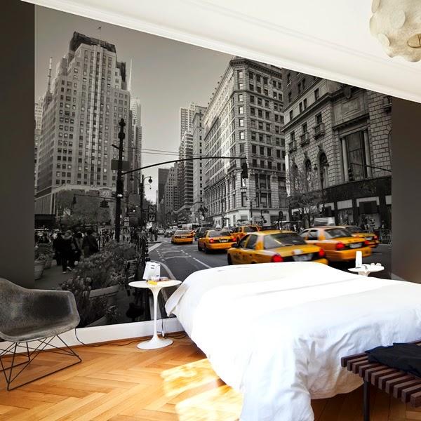 Papel pintado fotomurales standard mtb - Papel pintado nueva york ...