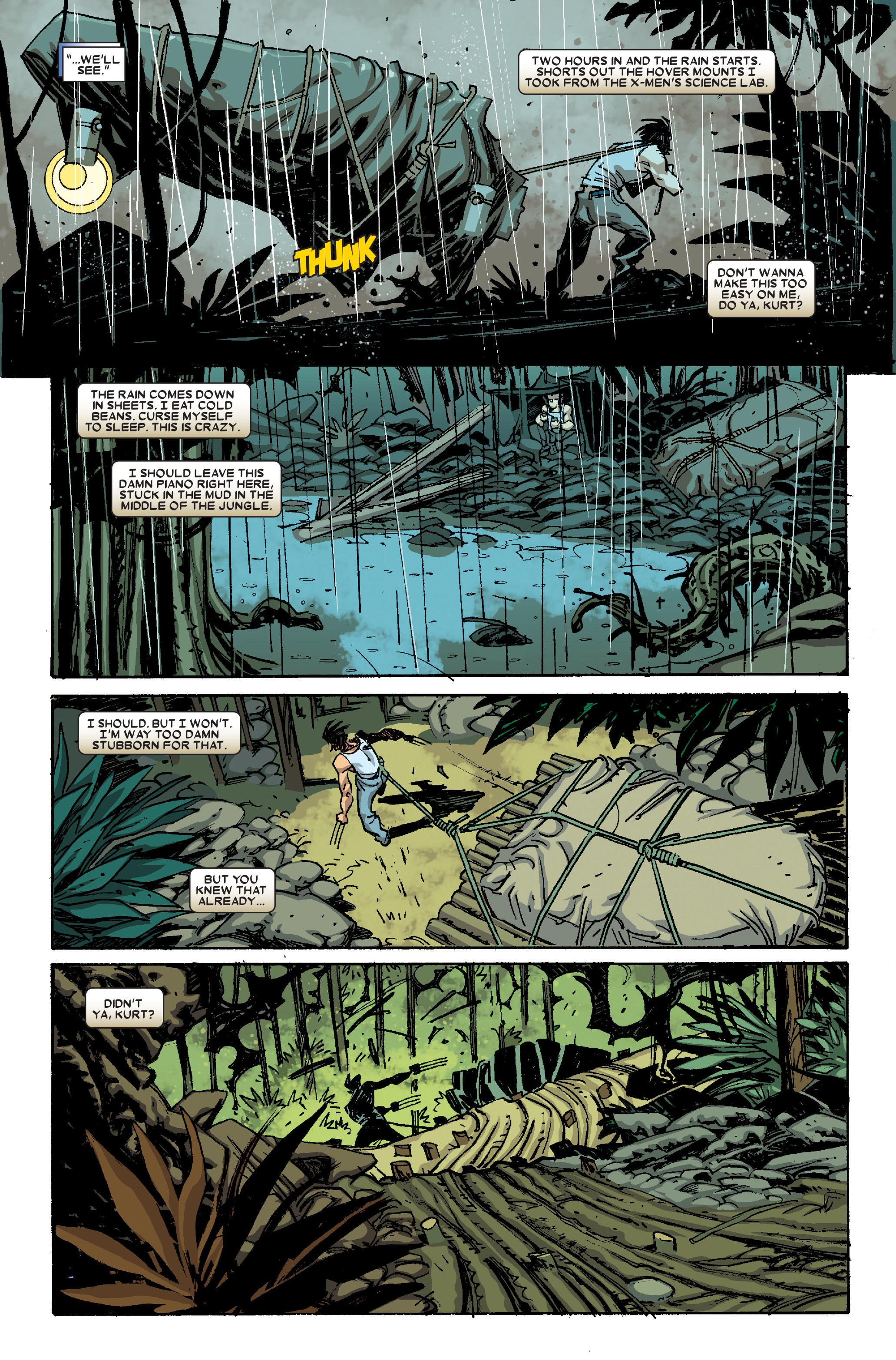 Wolverine: Weapon X #16 #16 - English 9