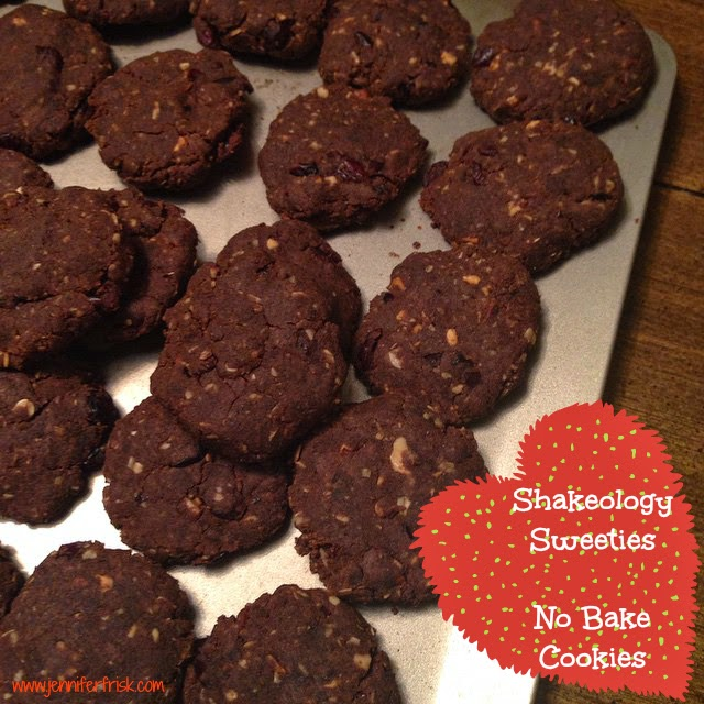 Cranberry almond peanut butter chocolate no bakes