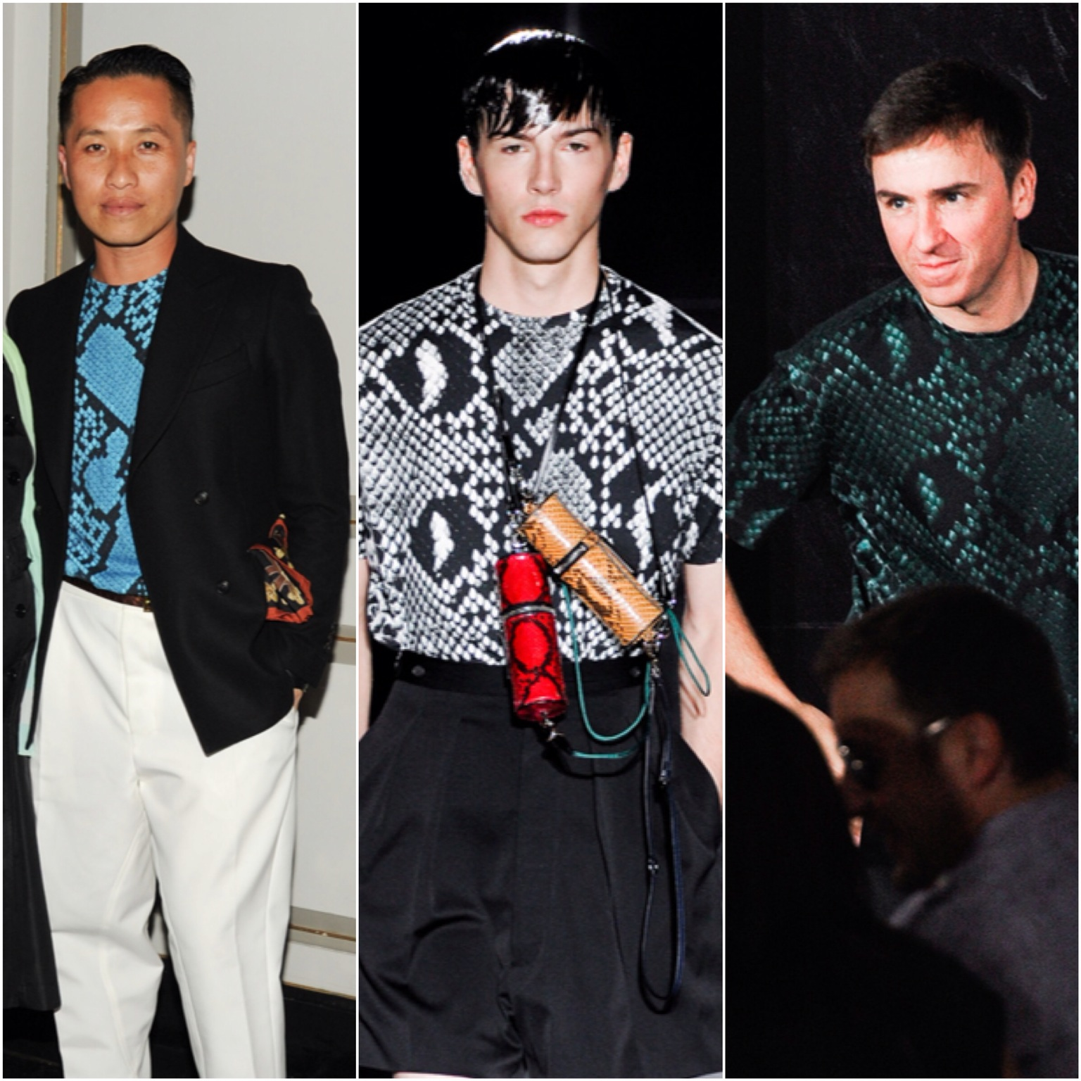 00O00 London Menswear Blog Phillip Lim in Jil Sander - Hermès Festival des Métiers, New York