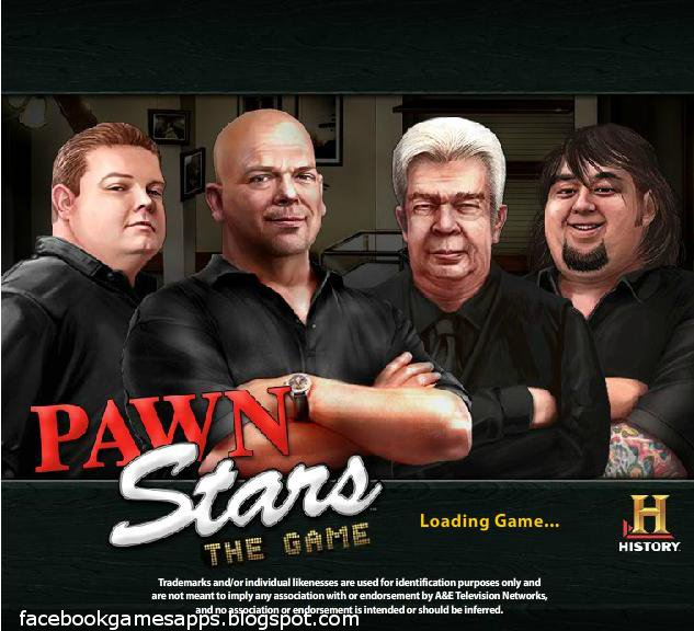 pawn star games facebook