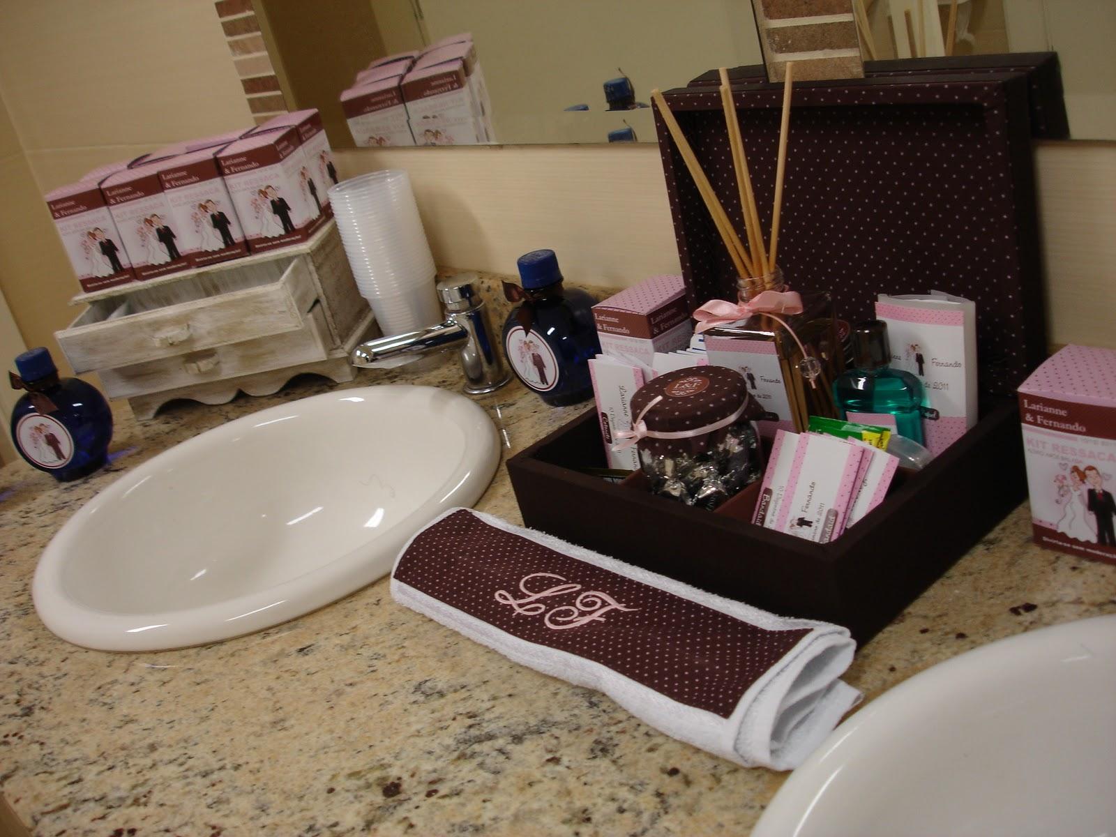 Banheiro: caixinha kit ressaca plaquinhas… (casamento e outras  #1C6137 1600 1200