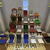 BiblioCraft多種裝飾品(書桌.書櫃.盔甲架等等)