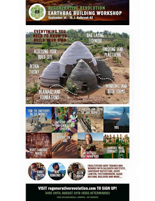 Earthbag Building Workshop