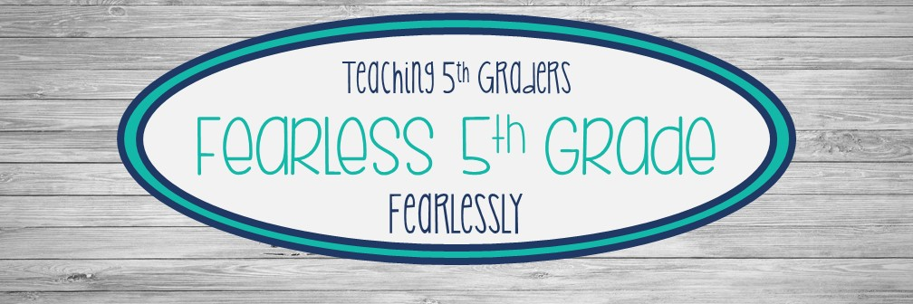 Fearless 5th Grade