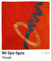 Wil Opio Oguta - Through
