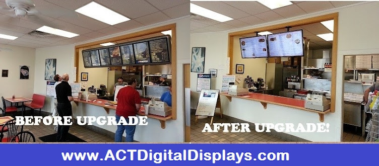 Point-of-Sale, Digital Signage & Mobile Solutions from ACT-POS