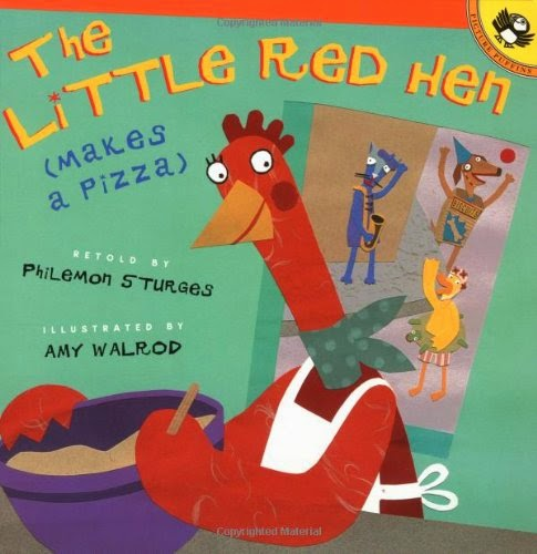 Beyond the Book Storytimes: The Little Red Hen, Three Ways