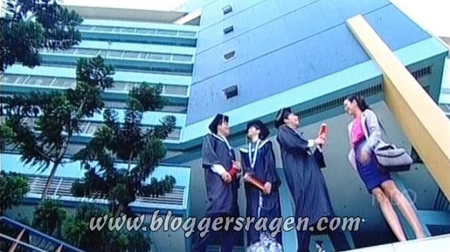 Pemain Miss Dosen Dan Mr Mahasiswa Abadi FTV