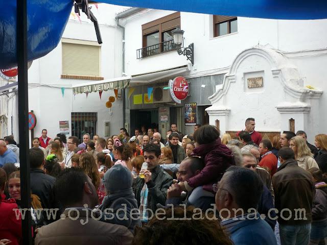 V Feria del Vino y la Castaña de Yunquera