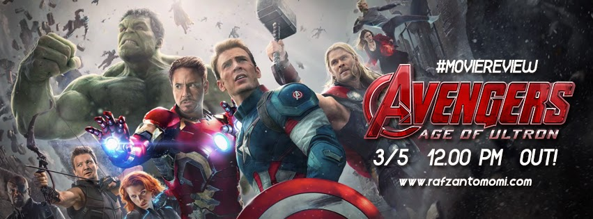 MovieReview Avengers Age Of Ultron