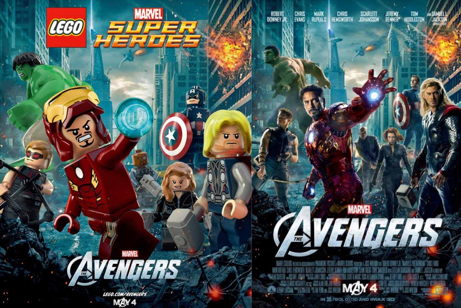 Lego marvel superheroes telltale está que se sale