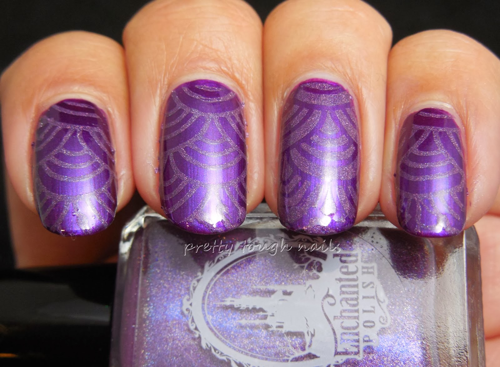 Butter London HRH Stamped With Enchanted Polish Mercy