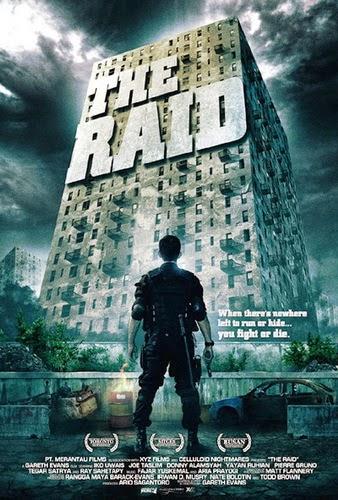 The Raid Redemption (2011) ฉะ! ทะลุตึกนรก HD มาสเตอร์ พากย์ไทย