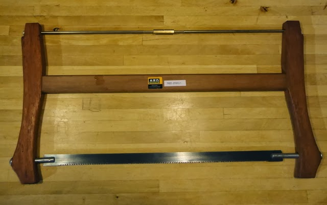 Woodlooking: Frame saw