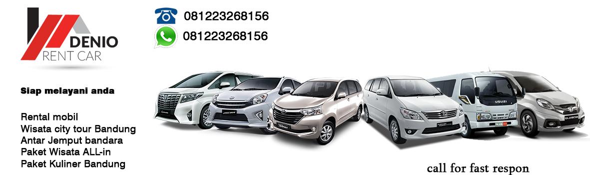 Rental mobil Bandung | sewa mobil Bandung | Denio Rental