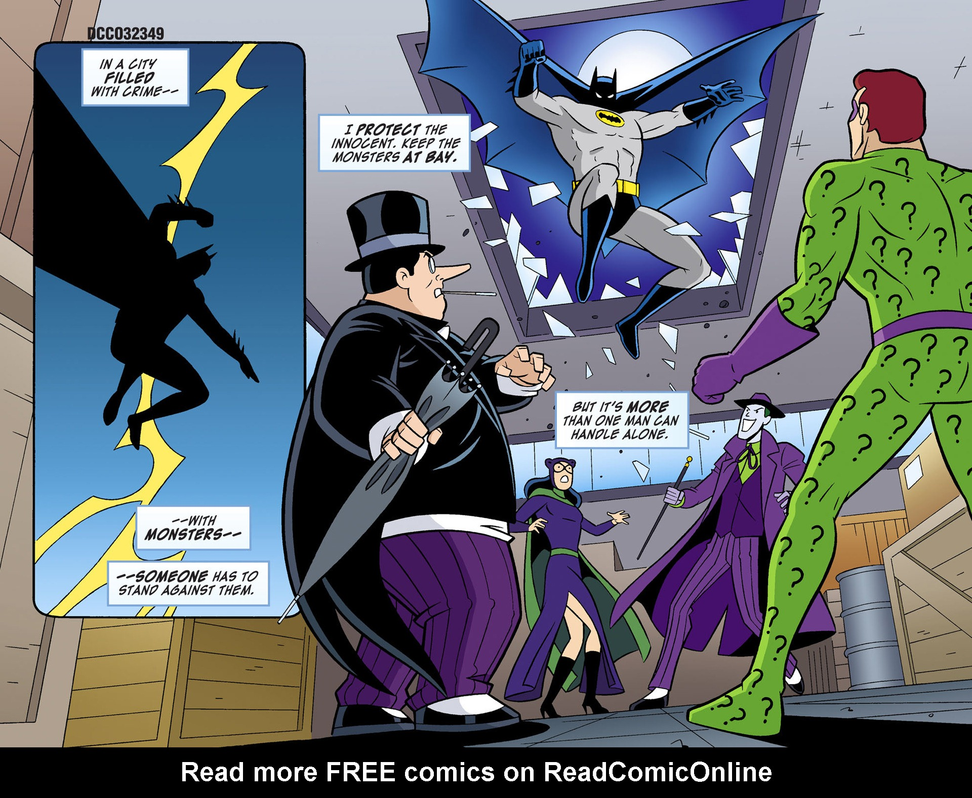Read online Scooby-Doo! Team-Up comic -  Issue #3 - 3