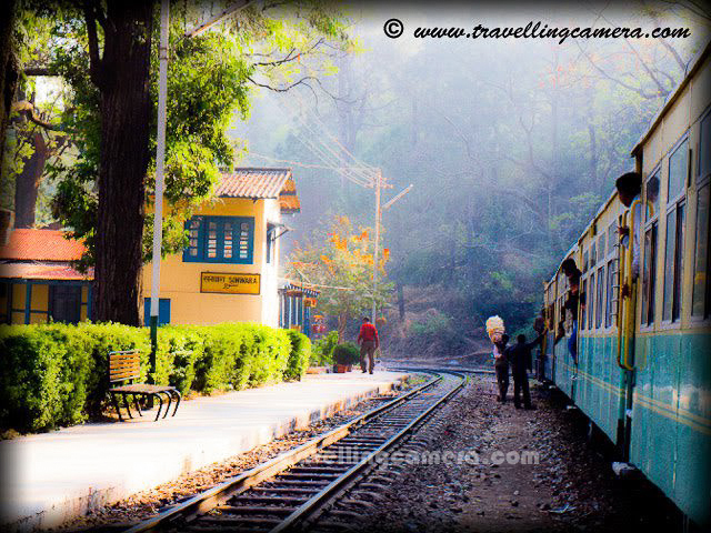 Many Delhites think that Uttrakhand Hill-Stations are more approachable as compared to Himachal Pradesh and at times miss the weekend places which can be more enjoyable. Here came a thought of fast-track exploration around Una, which proves the old saying about 'Where there is a Will, There is a Way'. Let's know more about this plan and try to understand one of the best ways of exploring various beautiful places around one of the major Railway-Station in Himachal Pradesh (Una) ...One of my office friend was talking about this plan that why not take over-night train from Delhi to Una and start the exploration of beautiful hills around Dharmshala & Palampur. So two days plan looks like  :-  Una - Chintpurni - Jwalamukhi, Chamunda-Devi, Palampur and one second day move back to Una through Mcleodganj, Dharmshala, Masroor Monolithic Temples and Pong Dam.This whole route creates a circular & most optimal route which starts from Una & ends at same place after two days exploration of beautiful places. Again there is night train back to Delhi from Una. Chintpurni, first place to be explored is a very well know religious temple in Himachal Pradesh and lot of folks from various places in India come to this shire.Jwalamukhi is again a religious place located on the border of Hamirpur and Kangra districts of Himachal Pradesh, India. This is one of the popular religious temples of Himachal Pradesh. (We don't have Chamdunda-Devi Pics as of now and above is shaowing Bathu Temple, which can be explored on back route...)Chamunda Devi Temple is located on the way between Dharmshala & Palampur in Himachal Pradesh. This temple is really beautiful and located on the bank of a refreshing water-stream. As per plan this is last place for day-1 and then move towards Palampur for night stay. I know this is a bit aggressive route for one day, but it's all worth to enjoy such lovely places in one weekend. After night stay at Palampur, it makes sense to have a morning walk till Neugal Cafe of Palampur which gives a wonderful view of Tea-Gardens of North India. After having breakfast at Palampur, it will great to move towards Mcleodganj and explore this wonderful place, having some Tibatian Temples and different culture as compared to other regions of Himachal Pradesh. After spending some time around Mcleodganj & Bhagsunag Waterfalls, it would great to move back towards Una through Monolithic Temples of Masroor & Pong Dam.