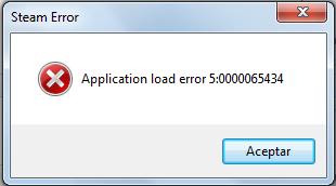 application load error 5 0000065434 morrowind