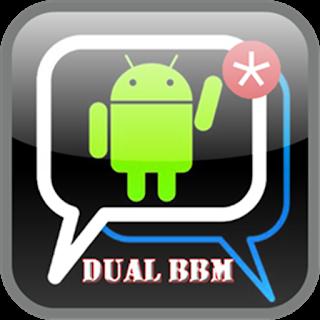 Free download BBM Dual .APK versi terbaru selalu update disini
