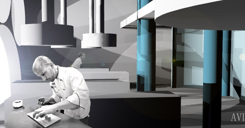 Arquitectura y dise o escuela de cocina for Escuela de cocina
