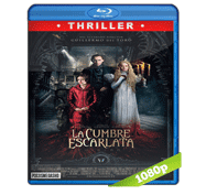 La Cumbre Escarlata (2015) Full HD BRRip 1080p Audio Dual Latino/Ingles 5.1