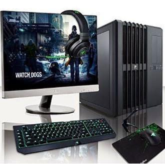 Vibox Legend Paquete 20 - Extreme. El mejor Desktop Gaming PC para España.