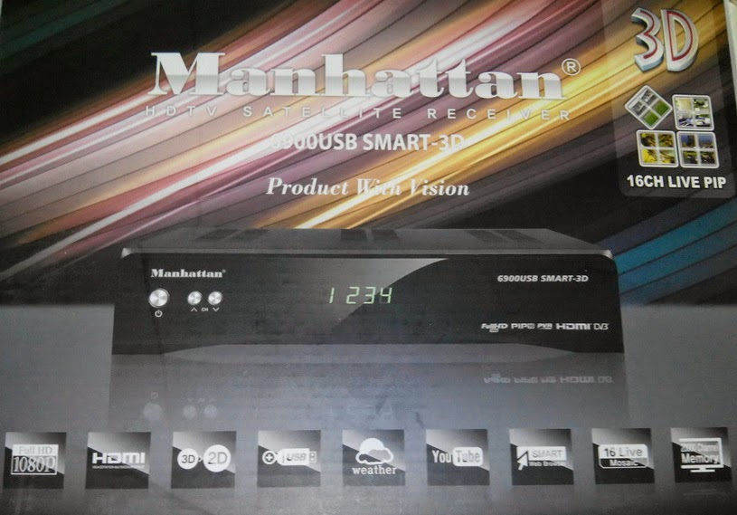 manhattan 6900 usb smart 3d