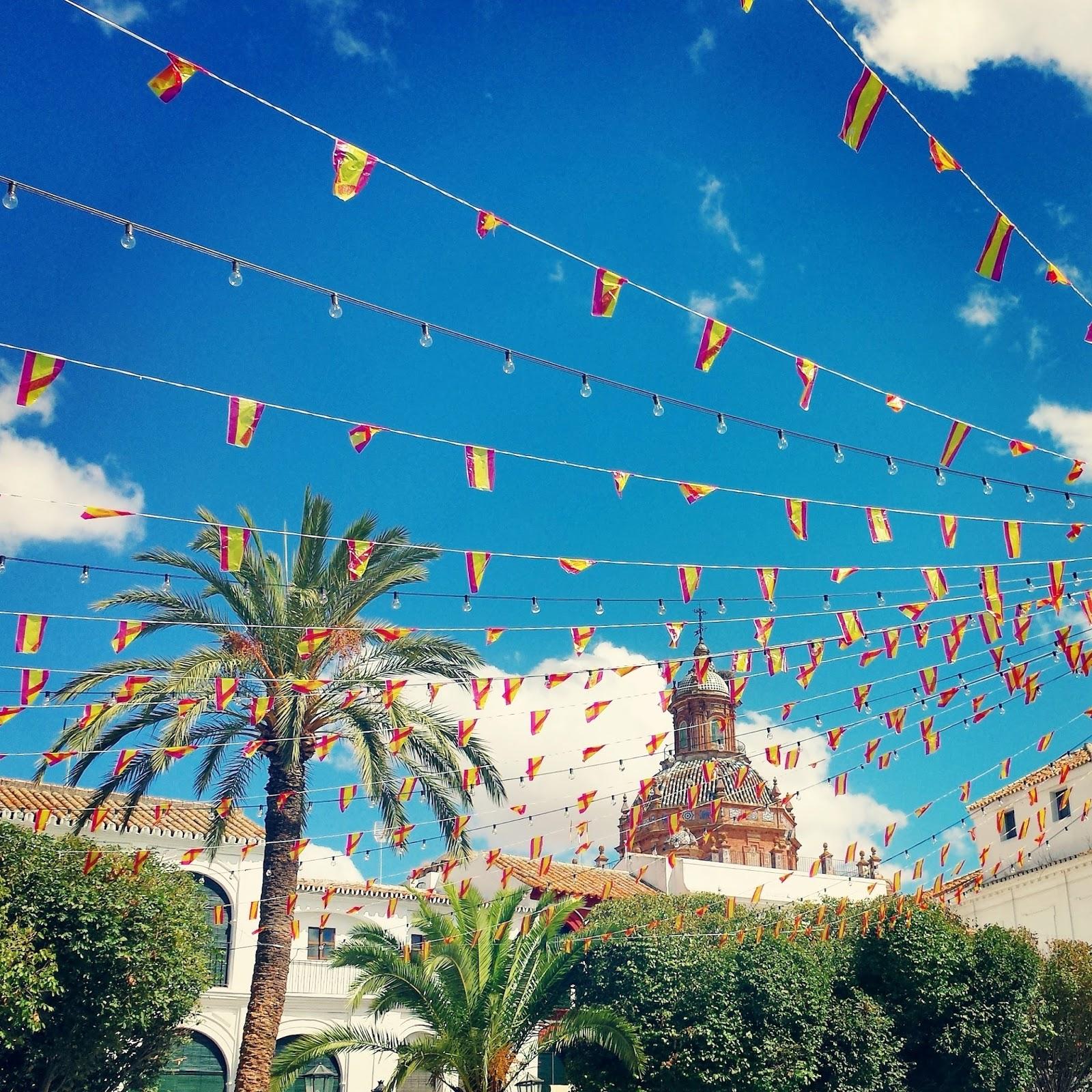Carmona carnival  |  Postcard from Andalucía: Jerez + Carmona  on afeathery*nest  |  http://afeatherynest.com