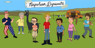 Review: 'Napoleon Dynamite' proves to be weak animated series