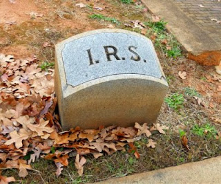 http://www.funnysigns.net/death-to-the-irs/