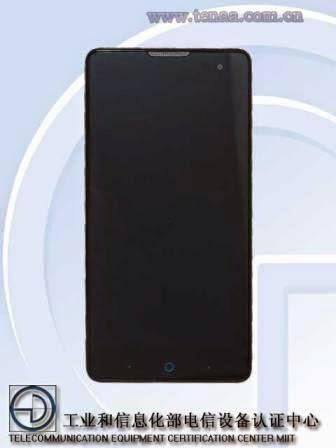Smartphone Android ZTE N958St muncul di situs Cina