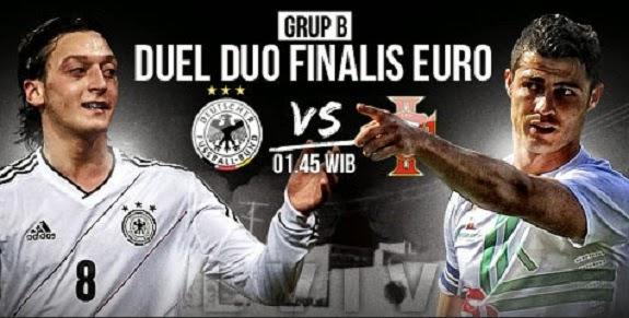 Prediksi Skor Jerman vs Portugal 16 Juni 2014