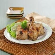 Resep Ayam Bakar Bumbu Opor