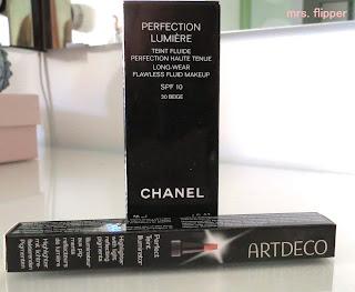 Chanel und Artdeco Ausbeute