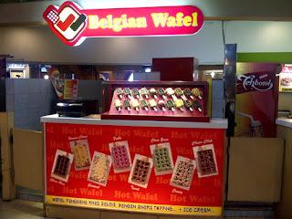 Belgian Wafel Outlet Semarang