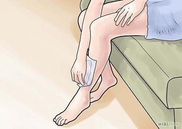 Cara menghilangkan bulu kaki secara alami