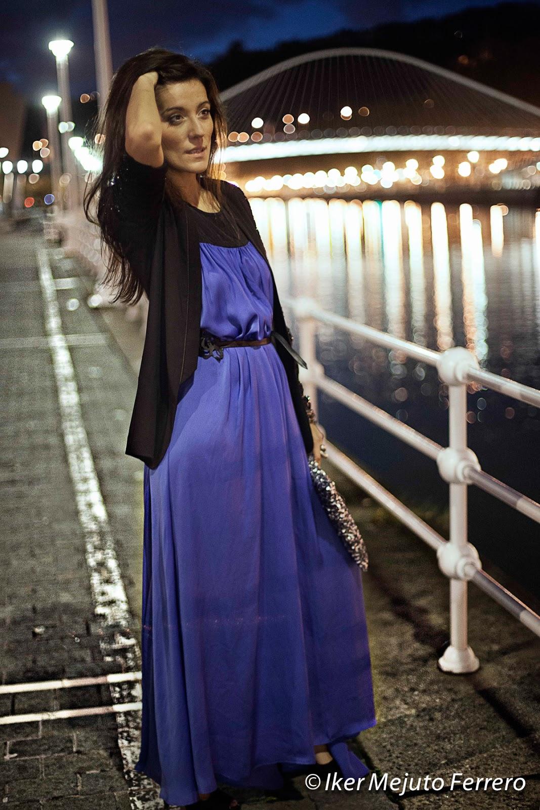 Perfecto Azul Vestido De Fiesta Negro Elaboración - Vestido de Novia ...