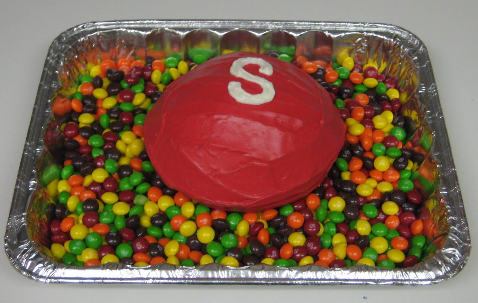 My Cake Corner Taste The Skittle Cake May 2009