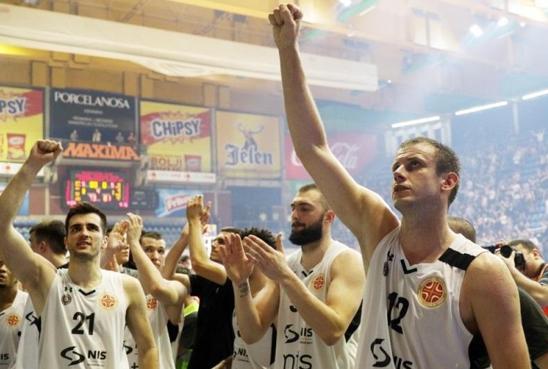 KK Partizan u sezoni 2017/18 - rekapitulacija