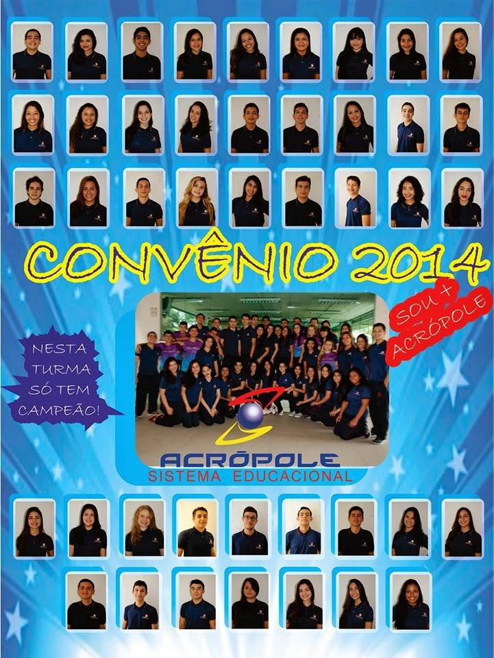 Convênio 2014