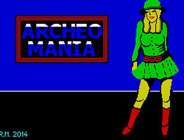 Archeomania Tetris