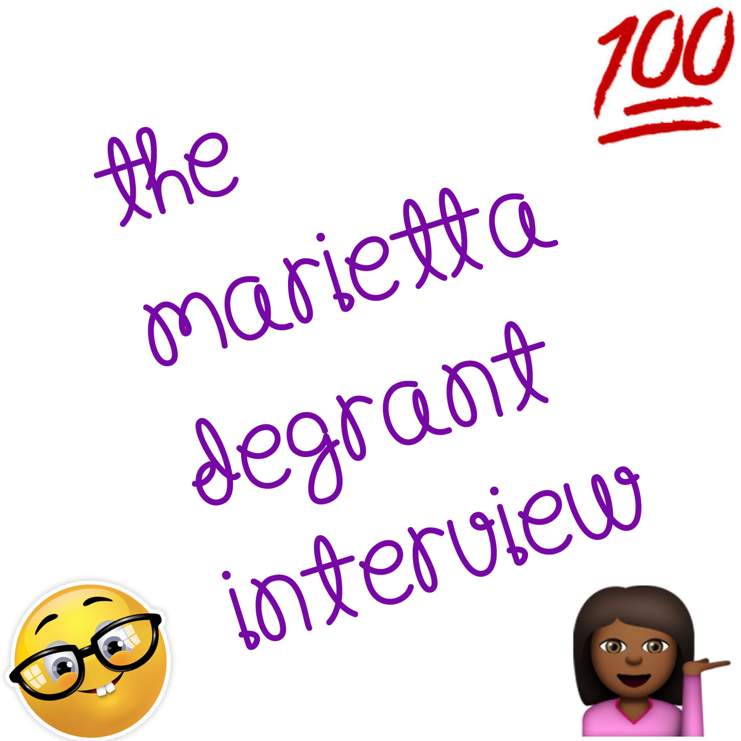 The Marietta DeGrant Interview