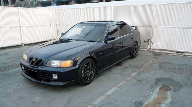 Honda, silnik, pięć cylindrów, R5, straight 5, G20A, G25A, 5-cylinder, engine, JDM, ホンダ, 日本車, Ascot (CE4, CE5)
