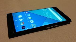 HP BlackBerry OS Android Perlahan Mulai Terungkap